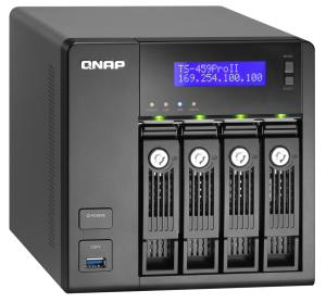 QNAP Network Appliance